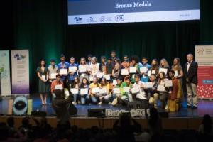 Bronze Medal Winners