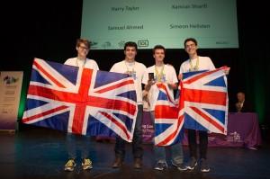UK Best overall team award